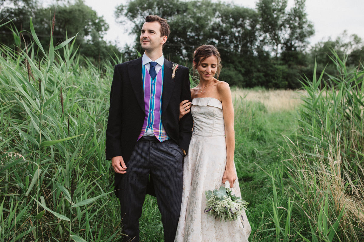 relaxed wedding photography in eye, suffolk